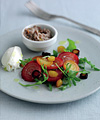 Warm Salad of Salt-baked Heritage Beetroots and Carrots